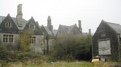 Existing Building Before Restoration