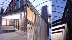 Welsh timber louvres and cladding