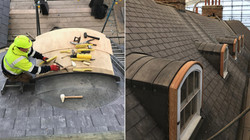 Lead Clad Dormers