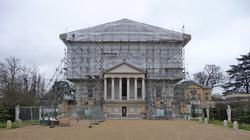 Scaffold Encasing Restoration