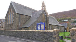 St Dingats Church View Before