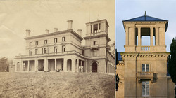Comparison of Historic and Restored