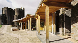 Timber Constructed Covered Walkway
