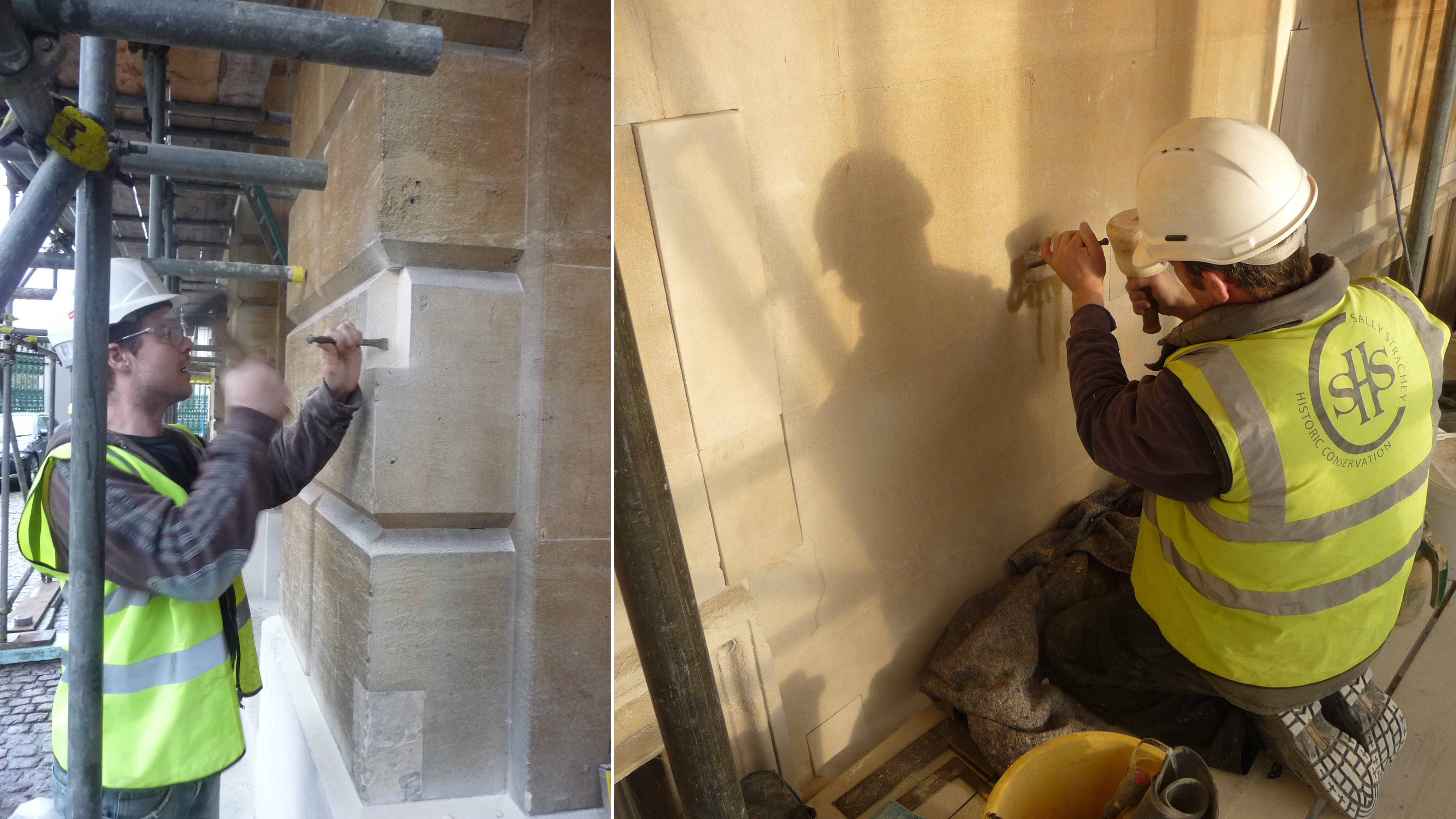 Stonework Repair