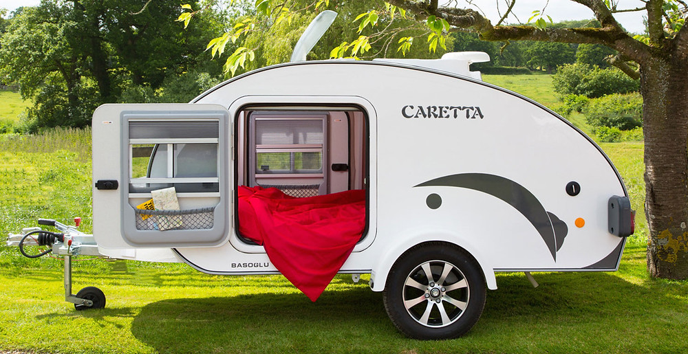 Mini Caravana Caretta 1500