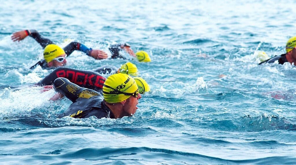 Triatlon Larga Distancia Empuriaman Mini Caravanas España