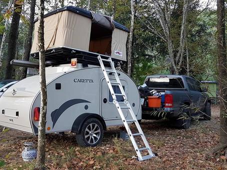Escapadas a la montaña en Mini Caravana: la mejor terapia