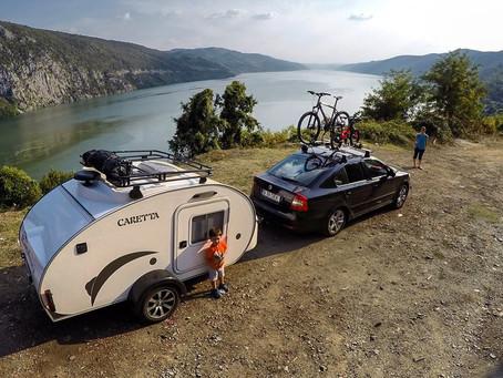 Mini Caravanas: La felicidad la encontrarás al aire libre