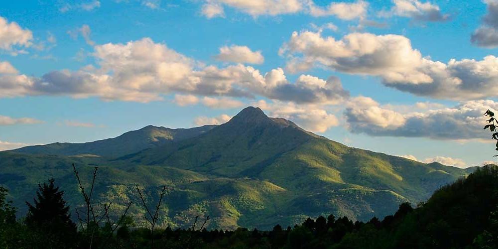 Parque Natural del Montseny Mini Caravanas España