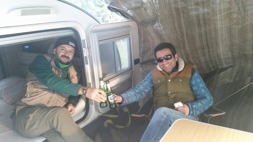 slow travel conociendo gente mini caravanas españa