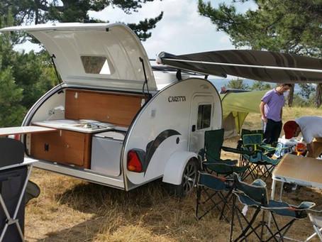 Mini Caravanas: Desmontando algunos mitos sobre el camping