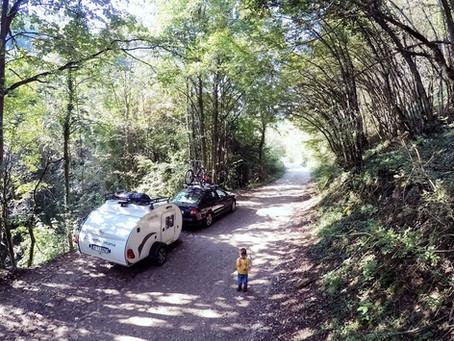 Mini Caravanas, volver a la naturaleza