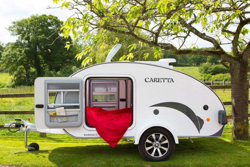 Mini Caravana Caretta 1500 Experience exterior