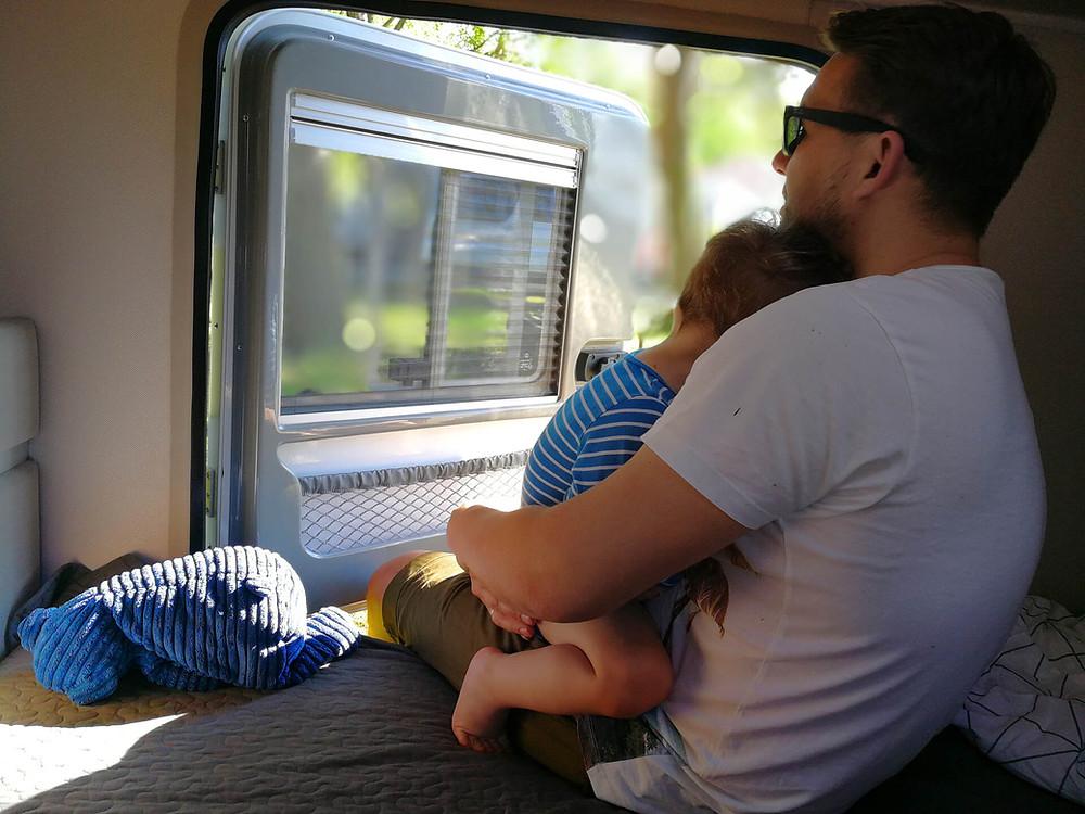 Salir de la rutina con tu mini caravana