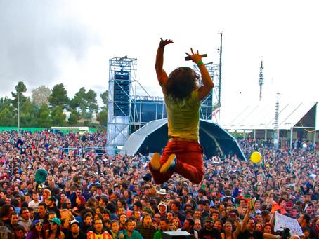 Los mejores Festivales Musicales en España. Mini caravanas