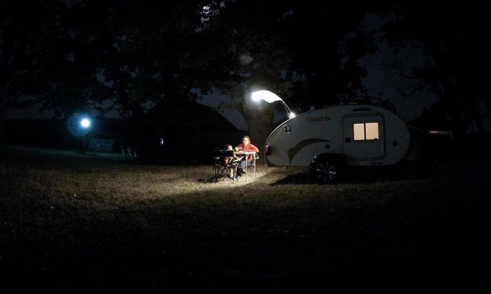Ilumincación Caretta 1500
