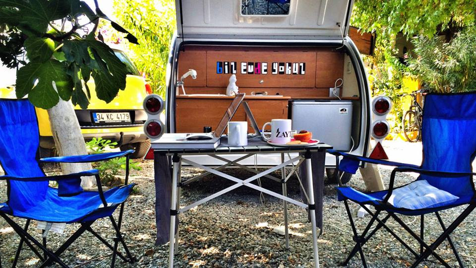 10 motivos para ir de camping con tu mini caravana