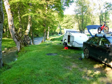 10 cosas a evitar al salir al campo con tu mini caravana