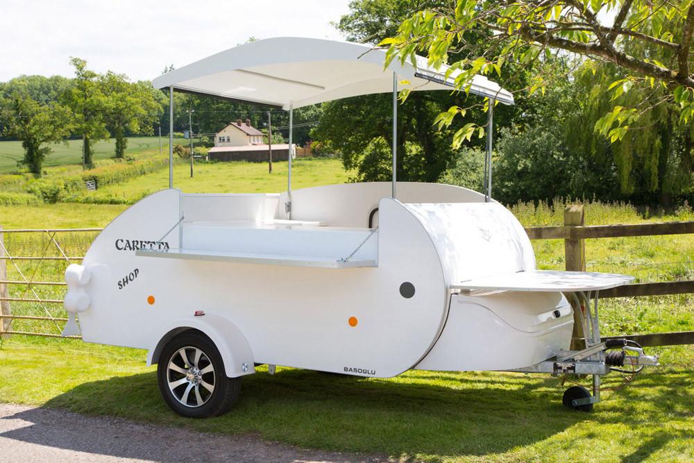 Mini Caravana Caretta Shop personalizable