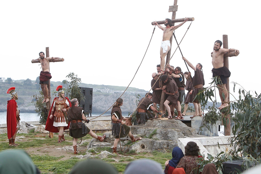 Castro Urdiales Semana Santa con Minicaravanas Caretta