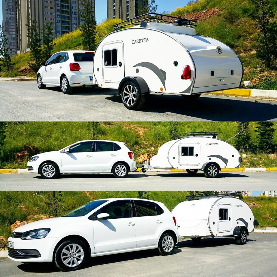 Comprar Mini Caravana Caretta