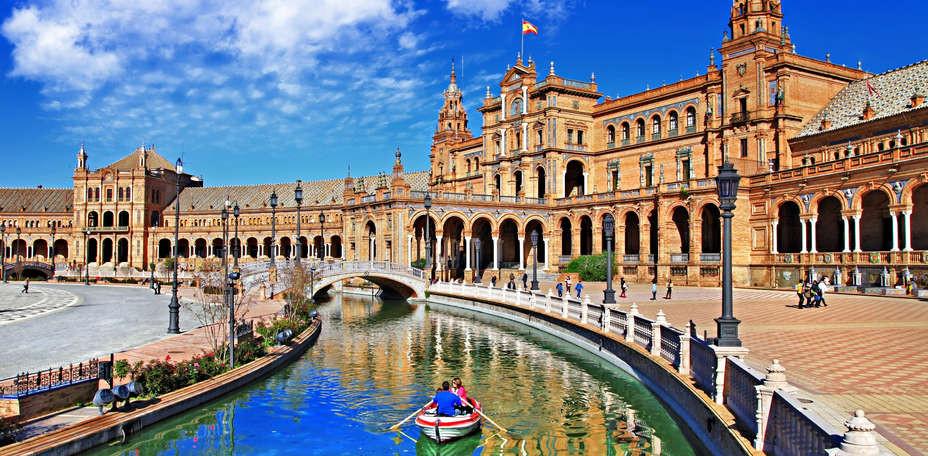 Sevilla. Mini Caravanas España