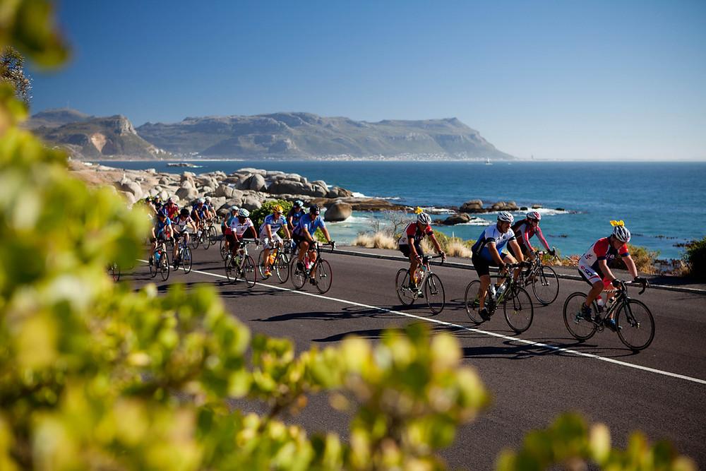 Cape Town Cycle, Ciudad del Cabo, Sudáfrica. Mini Caravanas España