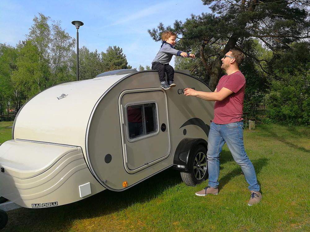 Escapadas de fin de semana con tu mini caravana