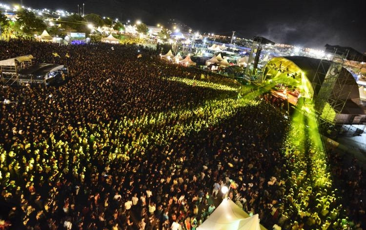 Rototom Sunplash Festival Musical Mini Caravanas España