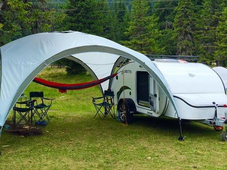 10 razones por las que ¡ir de camping con tu mini caravana es lo mejor!