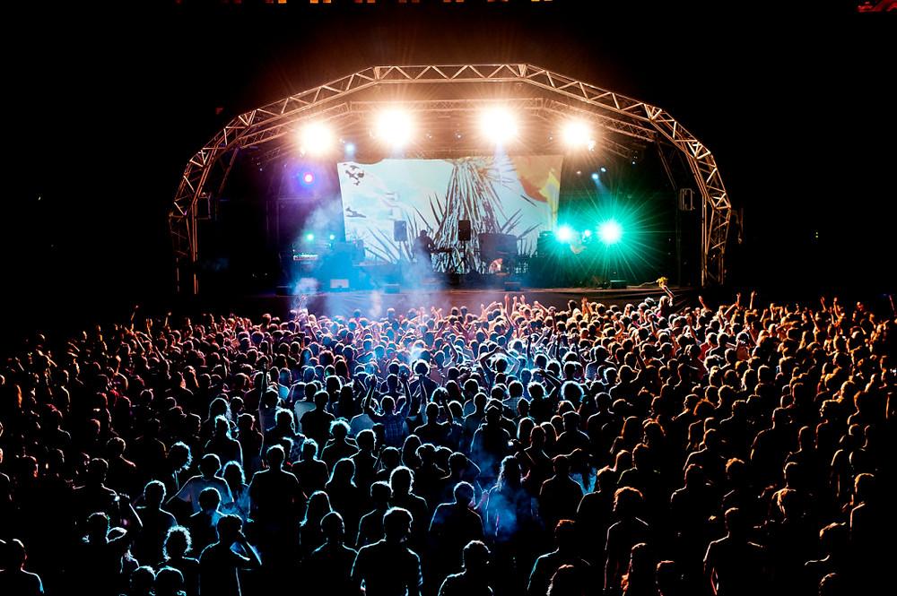 Benicassim  Festival Musical Internacional Mini Caravanas España