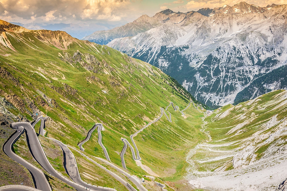 Granfondo Stelvio Santini Alpes Italia Mini Caravanas España