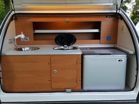 5 tips para organizar el interior de tu mini caravana