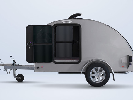Las mini caravanas, las mejores aliadas para viajeros intrépidos