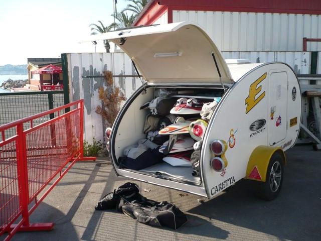 Caretta Cargo Multivan Mini Caravanas España