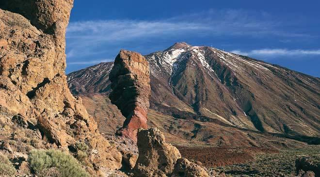 Parque Nacional del Teide Mini Caravanas