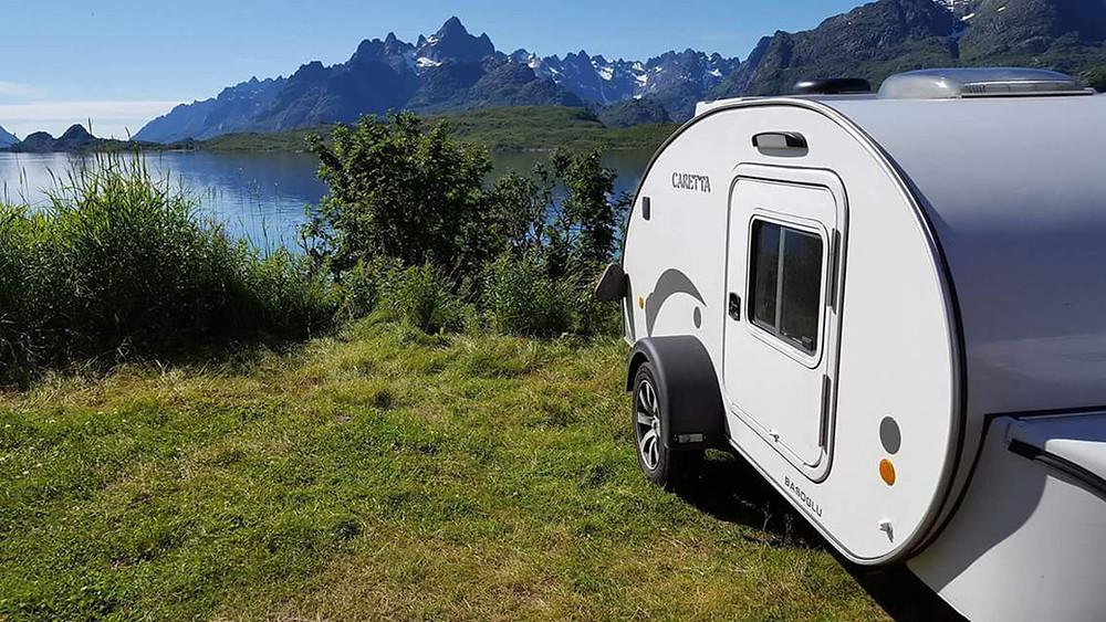 Mini Caravana Caretta 1500 Experience acampada