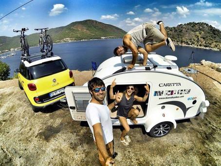 Mini Caravanas: El verdadero significado de la palabra libertad