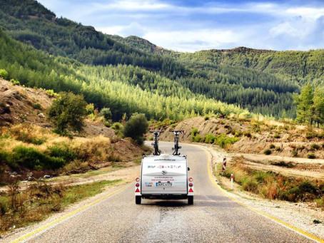 Mini Caravanas: 10 tips para viajar con seguridad