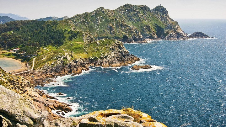 Parque Nacional Marítimo-Terrestre Das Illas Atlánticas de Galicia Mini Caravanas