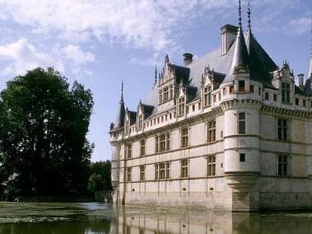 Viaje castillos del Valle del Loira en mini caravana