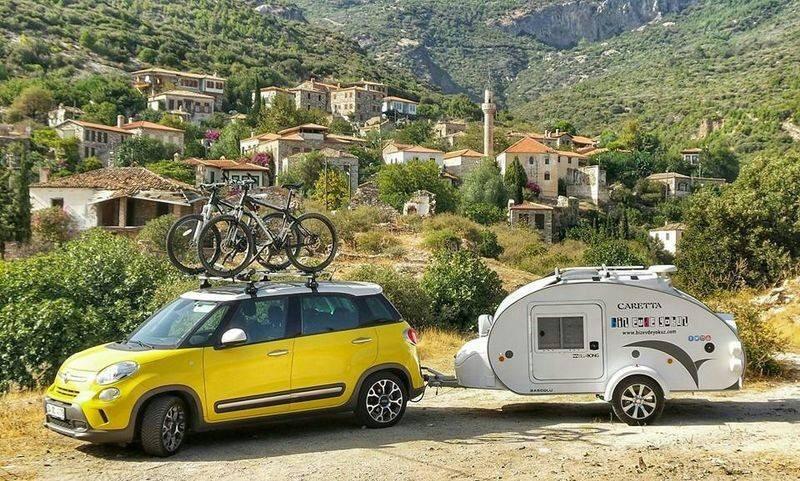 Mini Caravana Caretta 1500