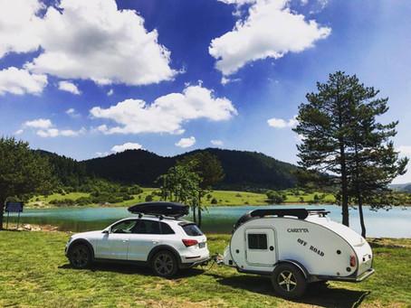 Viajar en Minicaravana en las vacaciones