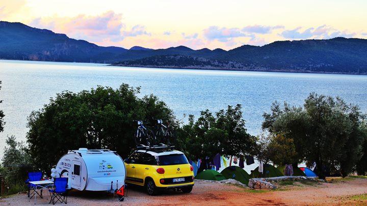 Claves para la perfecta convivencia en pareja. Mini Caravanas