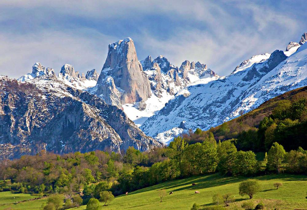 Parque Nacional de los Picos de Europa Mini Caravanas