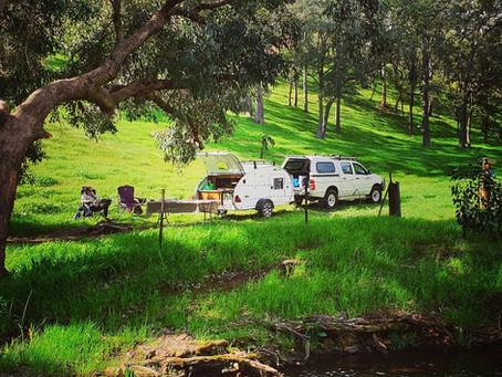 Consejos para hacer acampada libre con una mini caravana