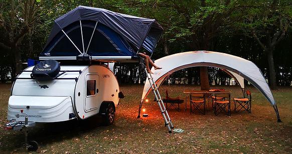 Mink Sports Camper vs Minicaravana Caret