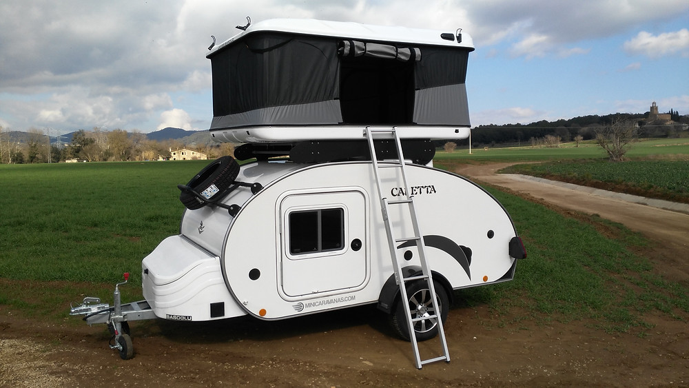 Mini Caravana Familiar Camper