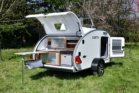 Mini Camper Caretta