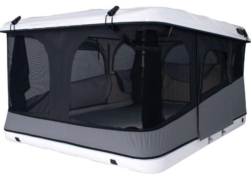 Tienda de techo Mini Caravana Familiar Caretta 1500